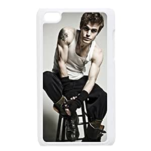 JJZU(R) Design DIY Cover Case with Paul Wesley for Ipod Touch 4 - JJZU943243