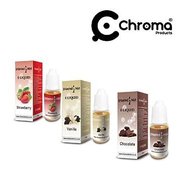 Diamond Mist E-Liquid Herbal Shisha Flavour Vape 0mg Nicotine - 1 x  Strawberry 1
