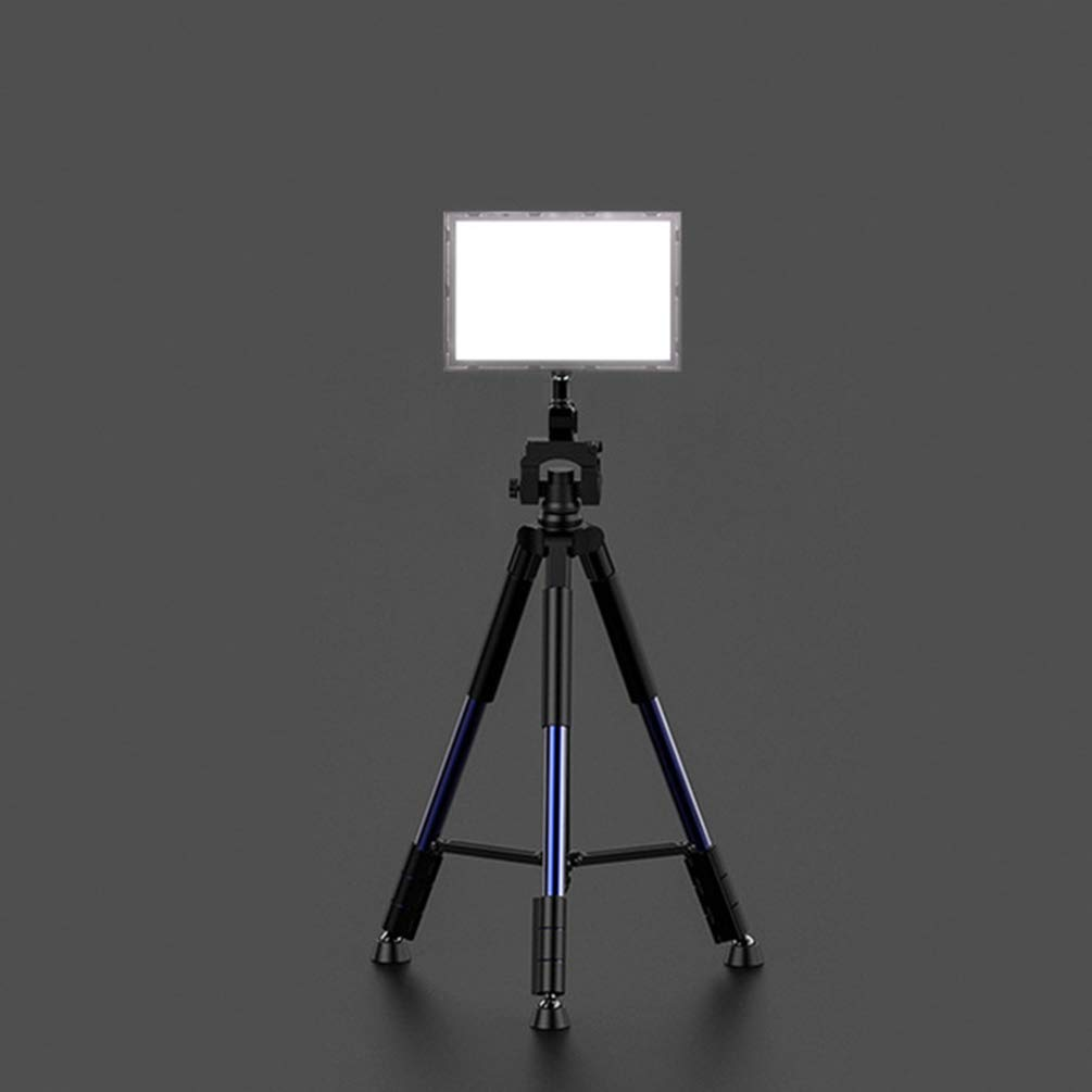 WYQSZ Selfie Fill Light, with Tripod and Mobile Phone Holder for Makeup, Suitable for Video, Live Broadcast, Selfie, Photography, Makeup by WYQSZ