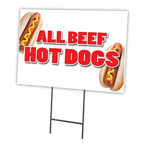 All Beef HOT Dogs 18