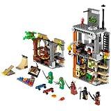 LEGO Ninja Turtles 79103 - Attacco al Covo