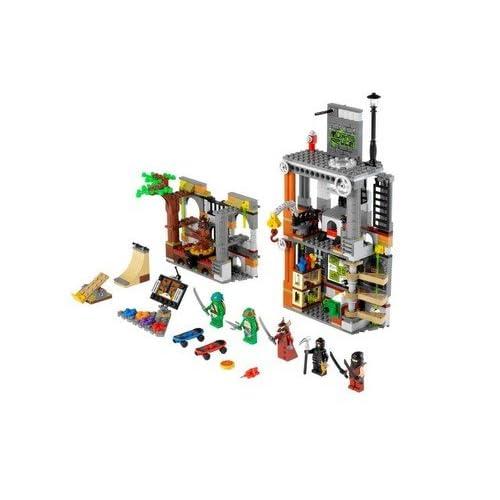 LEGO Tortugas Ninja - Ataque a la guarida de las Tortugas (79103 ...