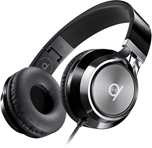 Artix Faltbare Kopfhörer mit Mikrofon, NRGSound CL750 Kompakte On-Ear Stereo Ohrhörer, Ideal für Kinder/Jugendliche/Erwachsene