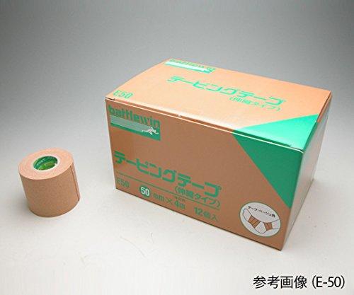 ニチバン0-8030-01テーピングテープ[伸縮]E-2524巻入 B07BD2VCWJ