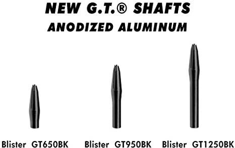 Bottelsen GT1250BK Black Shaft