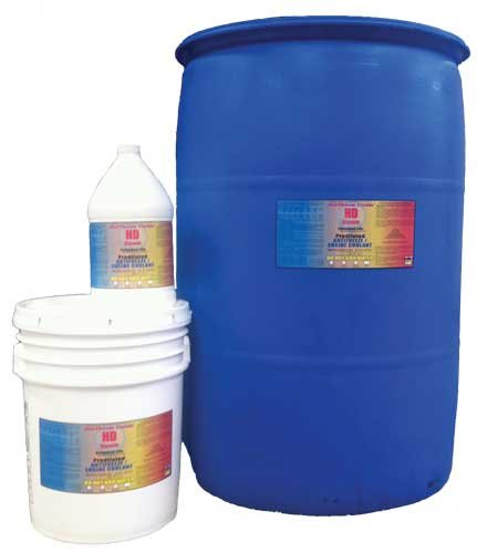 BioTherm Fluids HD 55 Gallon - Nitrited Glycerin Antifreeze, Engine Coolant, Heat Transfer Fluid by Orison