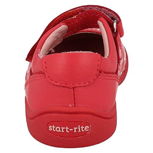 Start-rite , Sandales Compensées fille - - Bright Pink (Pink), 38 EU bébé