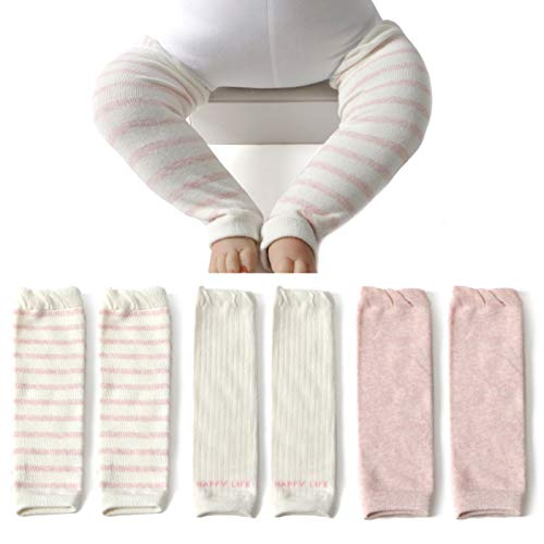 Elesa Miracle Baby Toddler Leg Warmer (3pc- - Warmers Infant Leg