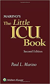 Marino's The Little ICU Book