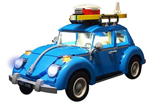 VW Beetle Lighting Kit for LEGO 10252 (VW Beetle not included)