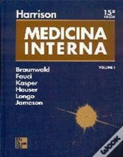 Harrison Medicina Interna - 2 Volumes