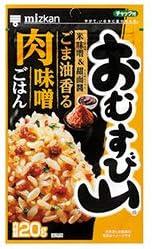 ミツカン おむすび山 ごま油香る肉味噌ごはん 20g×20(10×2)袋入