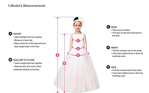 86511dbe407f Abaosisters Flower Girl Dress Lace Crochet Bow Sash Party Wear 6-13 Year Old  Pink