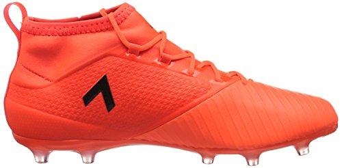 Adidas Performance Mens Ace 17.2 Fg Chaussure De Football Solaire Orange / Noir / Rouge Solaire