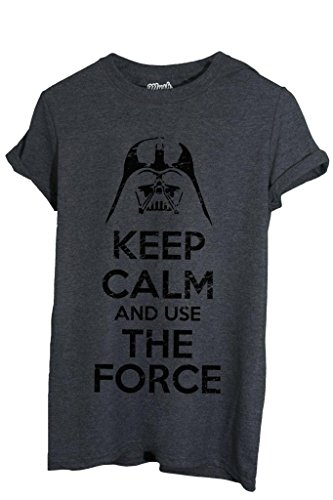T-Shirt Keep Calm Star Wars - Film By Mush Dress Your Style