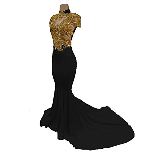 Applique Gown - 5