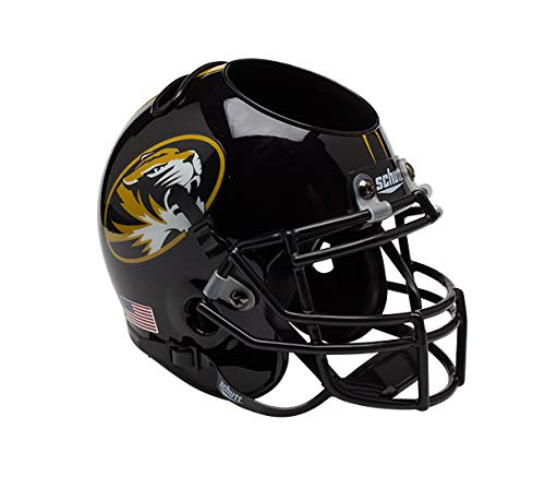 Schutt NCAA Missouri Tigers Football Helmet Desk Caddy, Classic