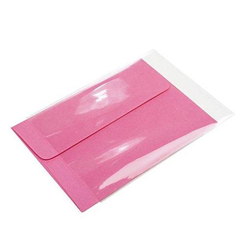 126x170 Crystal Clear B65NFA 4 15//16 x 6 11//16 NO Flap