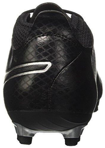 De Hombre silver 17 One Puma 4 Zapatillas Para Ag black Negro Fútbol black ASX8wAxq7