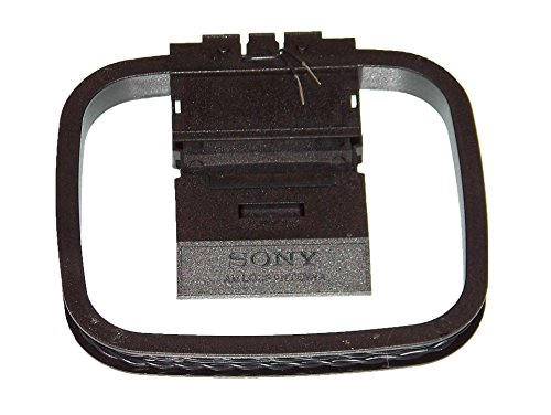 OEM Sony AM Loop Antenna Specifically For: STRDE675, STR-DE675, STRDG500, STR-DG500, STRDG510, STR-DG510 by Sony