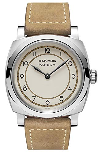 Panerai Radiomir Stainless Steel Manual Wind Art Deco Mood PAM00791 Limited Edition