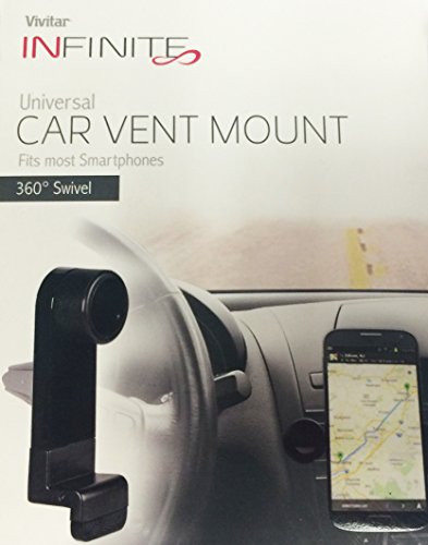Vivitar VIV-CRD-101 Smartphone Windshield Car Mount