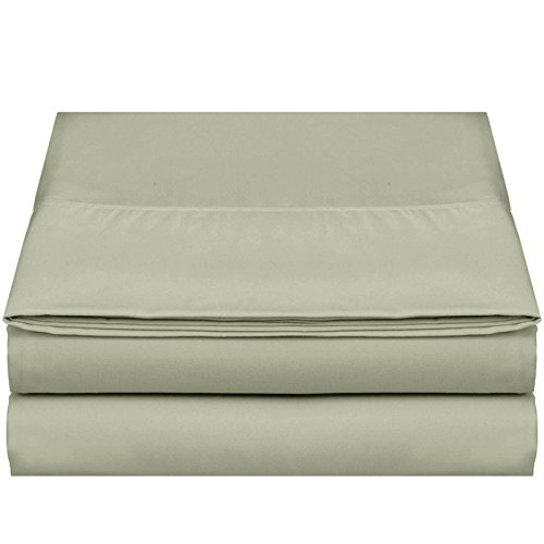- Empyrean Bedding Premium Flat Sheet -