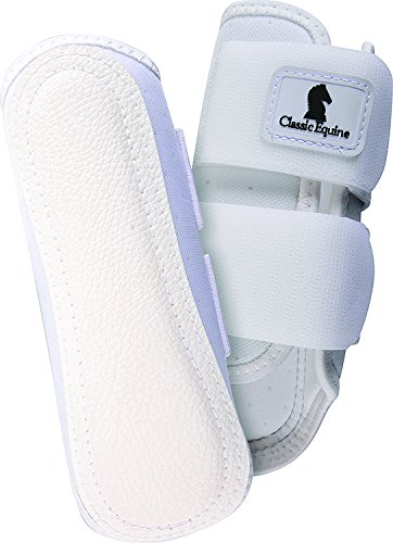CLASSIC Equine AirWave Splint Boots Large White