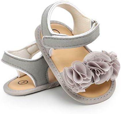Kuner Baby Girls Glitter Sandals Soft