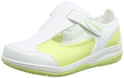 De Green lgn Green Mujer Protección Candy Light Oxypas Calzado FxnSEv