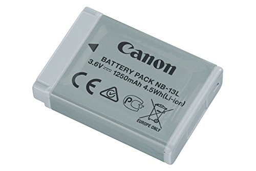 canon g9x mark ii battery