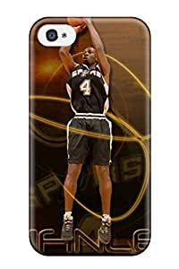 Theodore J. Smith's Shop Hot san antonio spurs basketball nba (26) NBA Sports & Colleges colorful iPhone 4/4s cases
