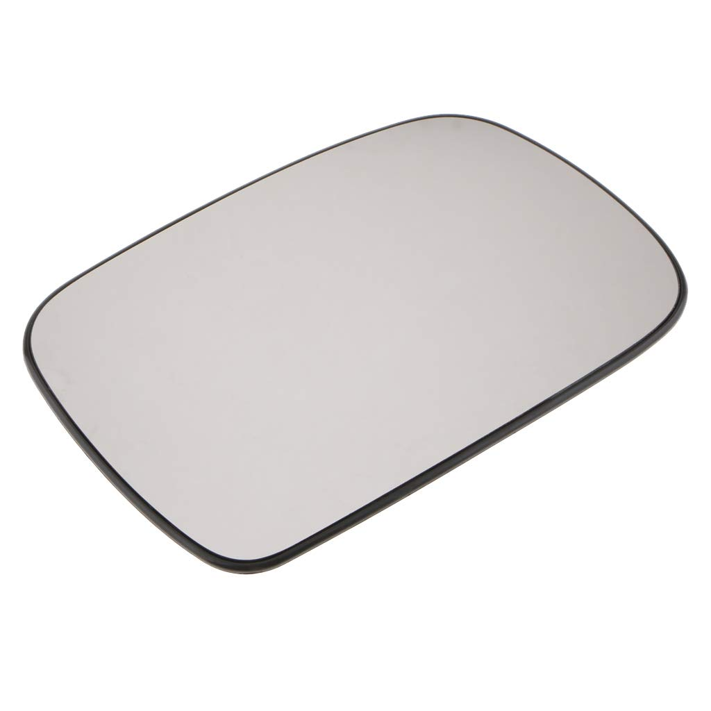 Heated With Holder Right Driver Side Wing Mirror Glass