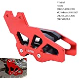AnXin Motorcycle Chain Guide Guard Protection CNC For HONDA CRM125 1990-1999 XR250 BAJA 1995-2007 CRF250L 2013-2018