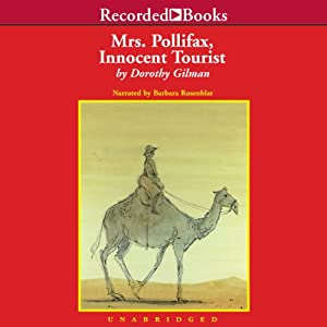 Mrs. Pollifax, Innocent Tourist Audiobook