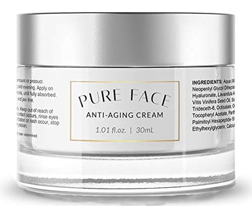 Pure Face Anti-Aging Cream