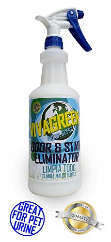 Viva green odor and stain eliminator vg0730 15 best for Fish tank odor eliminator