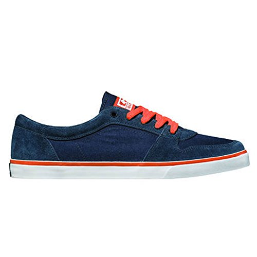 GLOBE Skateboard Shoes BANSHEE Navy/Burnt Orange Size 7