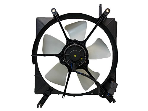 Automotive Cooling Brand Radiator Cooling Fan Assembly For Honda Accord Acura CL HO3115105 100% Tested Cl Radiator Fan Assembly