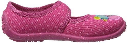Prinzessin Lillifee 230205 Mädchen Flache Hausschuhe Pink (Pinkbunt)