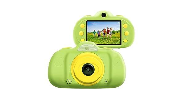 HAMIMI Cámara Digital para niños, cámara réflex HD Inteligente ...