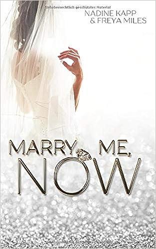 Marry NOW!