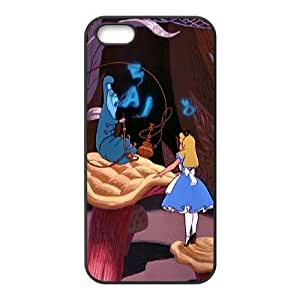 Alice in Wonderland Character Alice iPhone 4 4s Cell Phone Case Black Fantistics gift XVC_224111