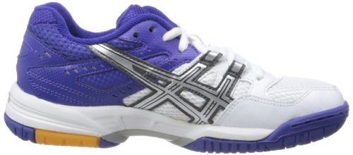 Blanc Deportes Interior De lightning Blanco Asicsgel Blue white Mujer W royal rocket Zapatillas wIAO8X
