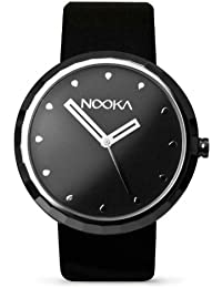 360 Silver Adult Luxury Watches - Black - 21mm