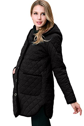 Sweet Mommy Quilting Mama Coat with baby pouch BKL