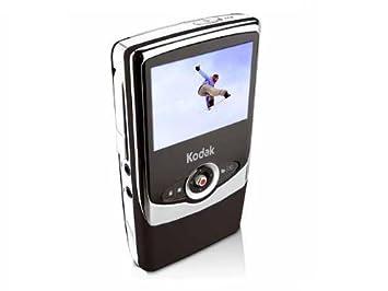 kodak zi6 high definition pocket video camera black amazon co uk rh amazon co uk Kodak EasyShare Software Update Kodak Zi8 Walmart