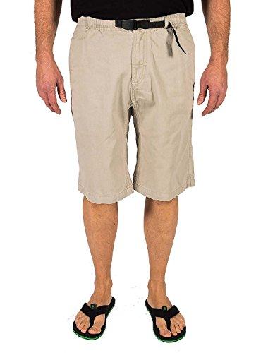 Gramicci Men's Rockin Sport Shorts, Old Stone, Small