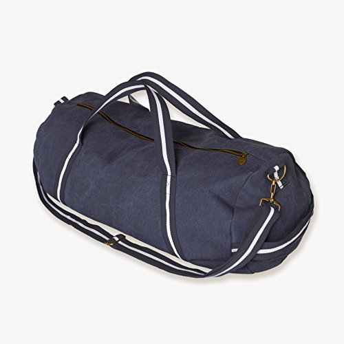 Leinwand Reisetasche (Washed Navy)