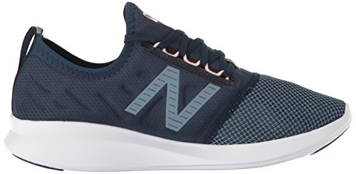 Coast Azul Petrol Lg4 galaxy Zapatillas New Core himalayan V4 Fuel Mujer Para light Pink De Balance Running qwFtBvO1